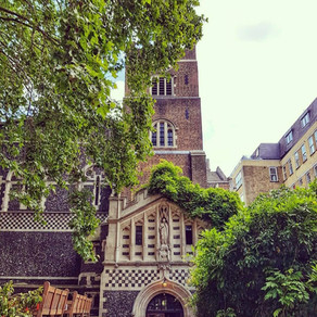 My Seven Favourite City of London Church Exteriors