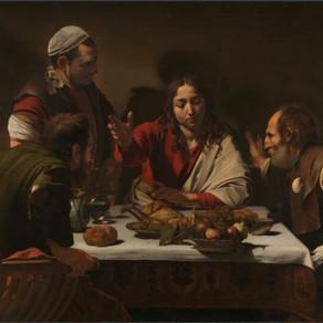 Caravaggio and a Vino Sfuso