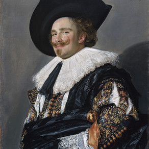 Taking a Look at The Laughing Cavalier by Frans Hals