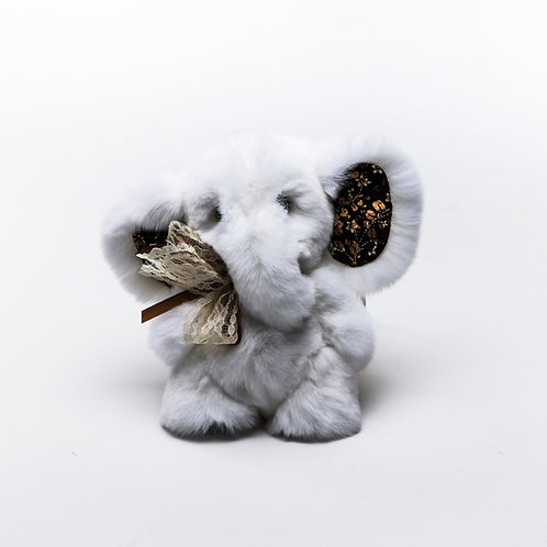 Слоник Элефан маленький (белый)
