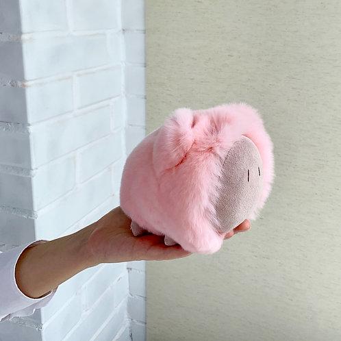 Мини-пиг (розовый)