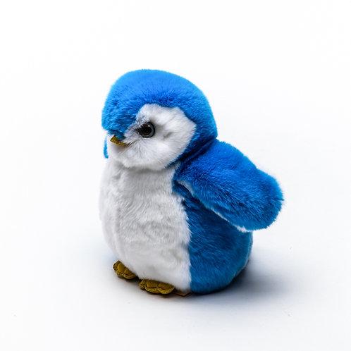 Пингвин Лоло (синий)