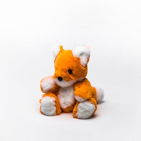 Лисёнок Колбасёнок (оранжевый)
