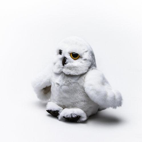 Сова Полли (белая)