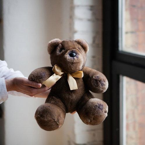 Медведь Ретро (коричневый)