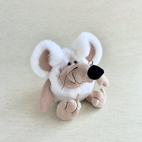Крыса Дюдюка (белая)