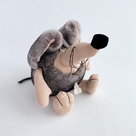 Крысы-символы 2020 года уже в продаже