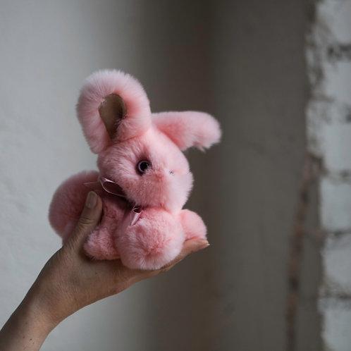 Кролик Тоша маленький (розовый)