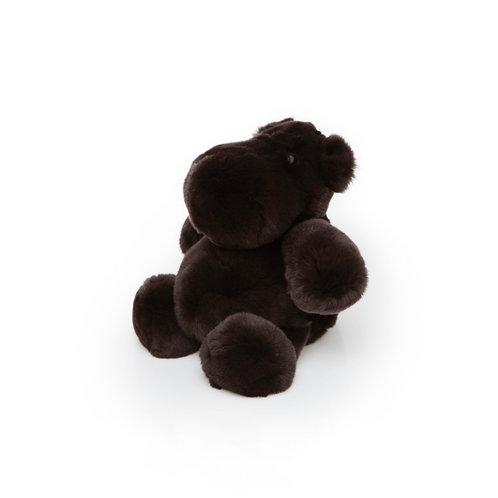 Бегемот Гиппо большой (коричневый)