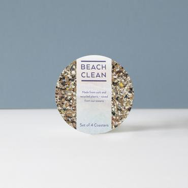 Beach Clean Coaster Set (4)