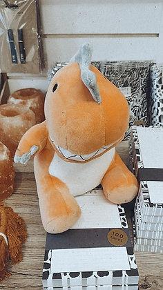 Dinosaur Friend Orange