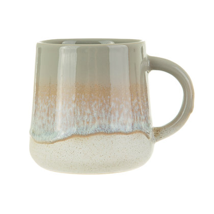 Mojave Grey Glazed Mug