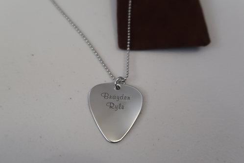 Brayden Ryle Pick Necklace