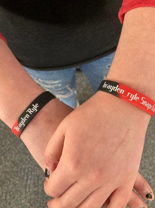 Brayden Ryle Wristband