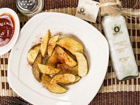 el aceite de coco organico es más saludable