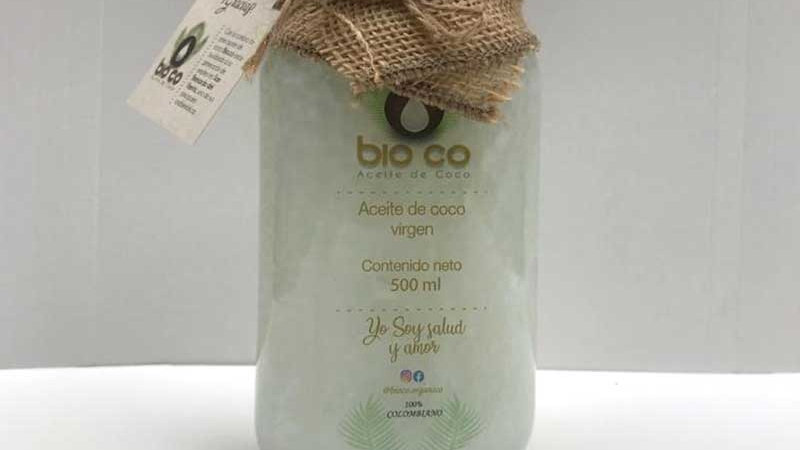 Aceite de coco virgen 500 ml