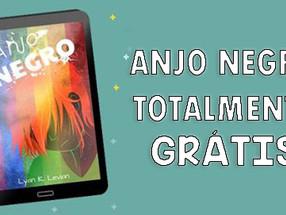 """Novidade - """"Anjo Negro"""" grátis!"""