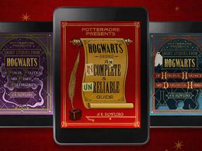 Harry Potter – J.K Rowling lançará três histórias inéditas ainda este ano!