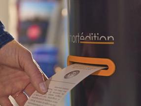 Que tal um caixa automático que entrega contos literários no lugar de recibos?