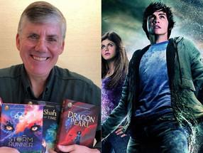 Rick Riordan confirma série live-action de Percy Jackson!