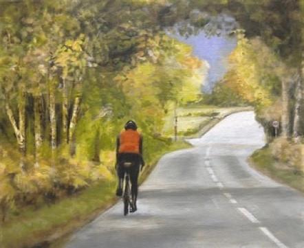Cycling Deeside