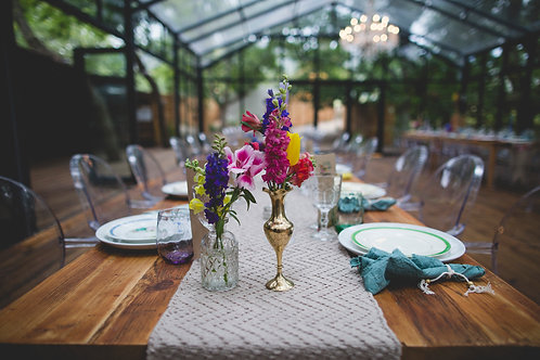 24 Table runners
