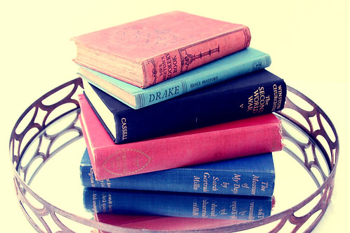 6 Old Books