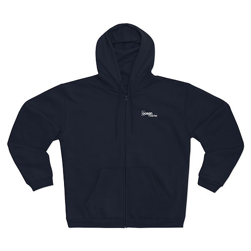 Hooded OceanTherm Zip Sweatshirt (Unisex)