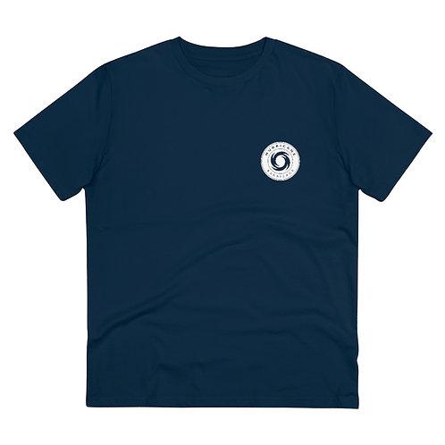 Hurricane Barricade Front - Organic T-shirt (Unisex)