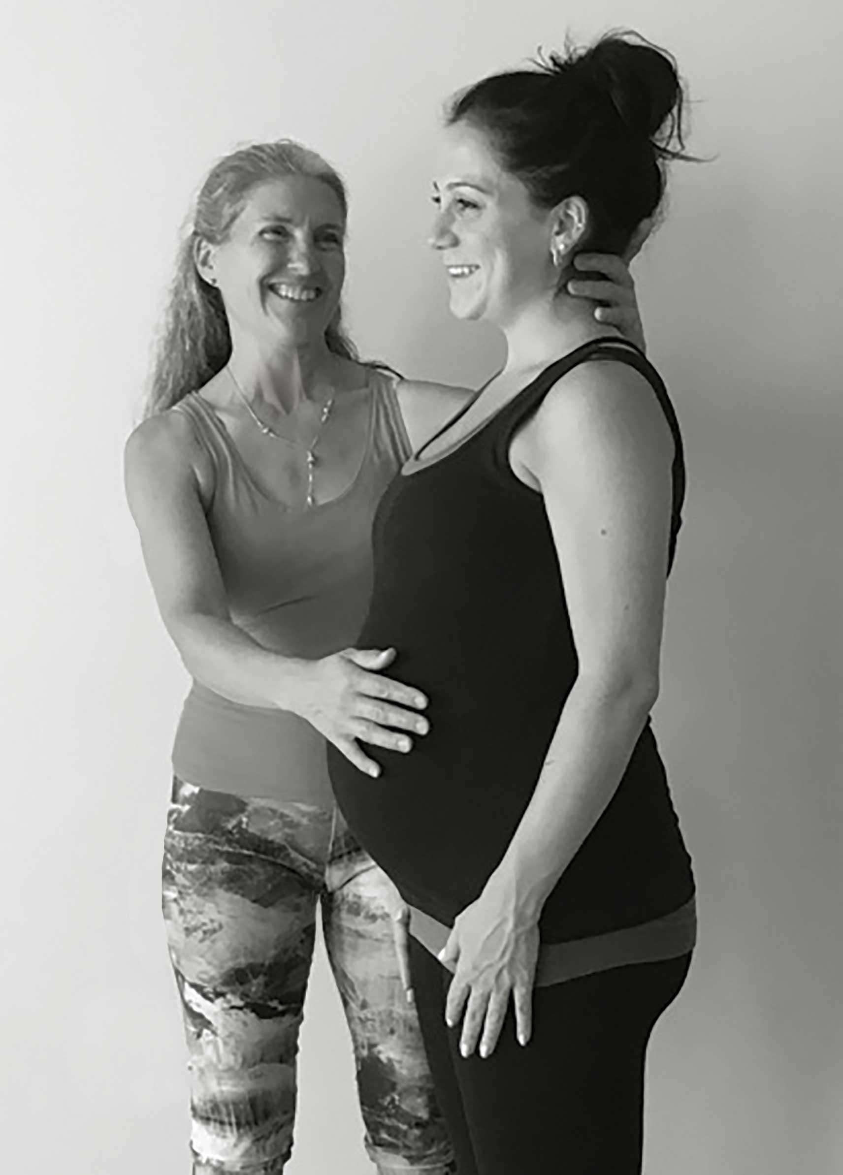 Karla Booth Diamond Pregnancy