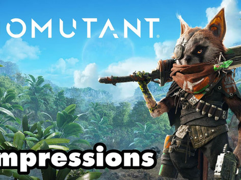 Biomutant - Attack Of The Goofy Weasel Beasts (Jimpressions)