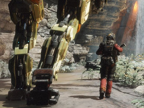 Why I Don't Have A Titanfall 2 Review