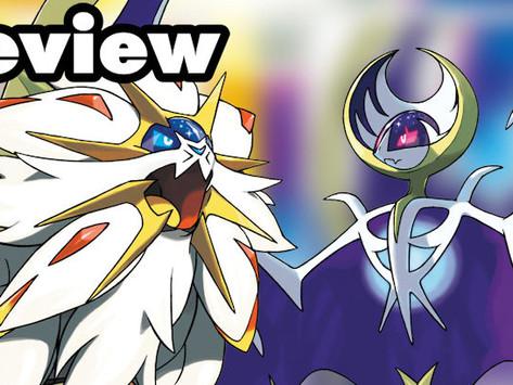 Pokemon Sun and Moon Review – Big Kahuna