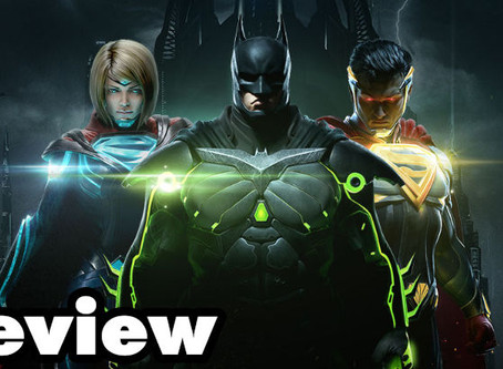 Injustice 2 Review – If Only The Movies Were This Good