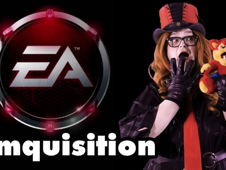 EA Is Evil, Actually (The Jimquisition)