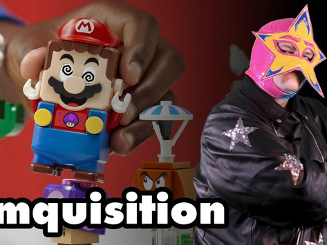 Mario Is Selling His Own Brother To Children (The Jimquisition)