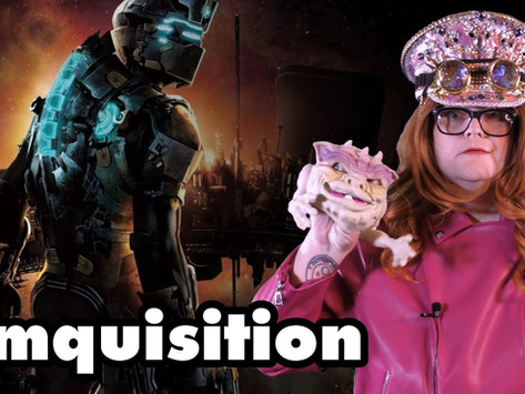 Why EA's Dead Space Can Fuck Off (The Jimquisition)