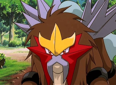 The Spin-Off Doctors: Pokemon The Unown Entei Adventure Of Kidnapping Third Movie