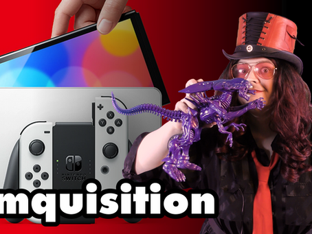 The Switch OLED & How Rumors Lead To Self-Trolling (The Jimquisition)