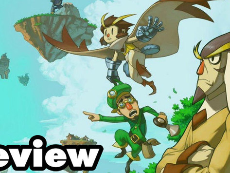 Owlboy Review – Owl Be There For You