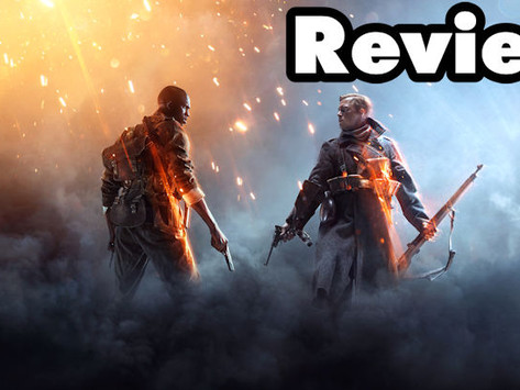 Battlefield 1 Review – All This And World War 1