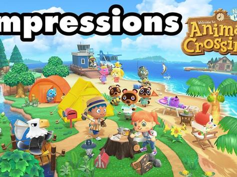 Animal Crossing: New Horizons - It's No Doom Eternal (Jimpressions)