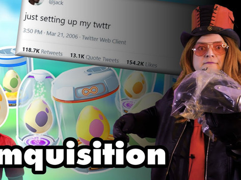 They're Just Selling Nothing Now (The Jimquisition)