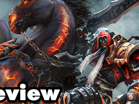 Darksiders Warmastered Edition Review – Darksided