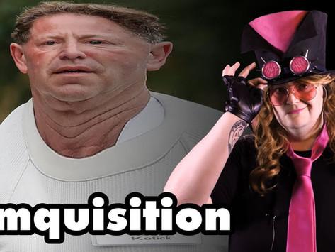 Bobby Badpants & Activision's Awful Executives (The Jimquisition)
