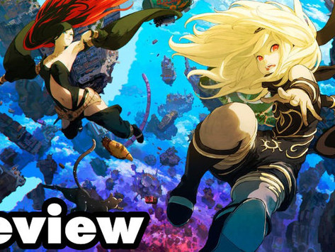 Gravity Rush 2 Review – Out Of The Bag