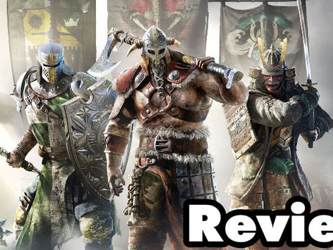 For Honor Review – Knight Fight