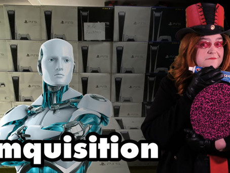 Trolley Robbing Bot Buyers Deserve The Disgust (The Jimquisition)