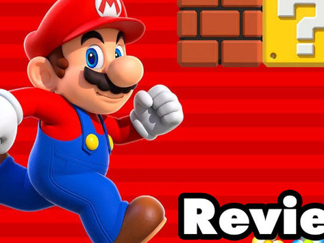 Super Mario Run Review – Run Away