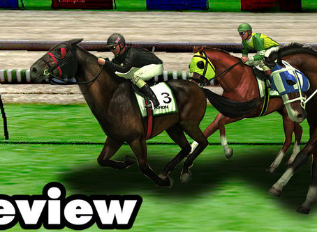 Horse Racing 2016 Review – Horse Shit